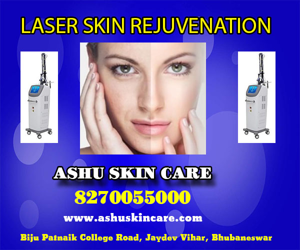 best laser skin rejuvenation treatment clinic in bhubaneswar near by apollo hospital