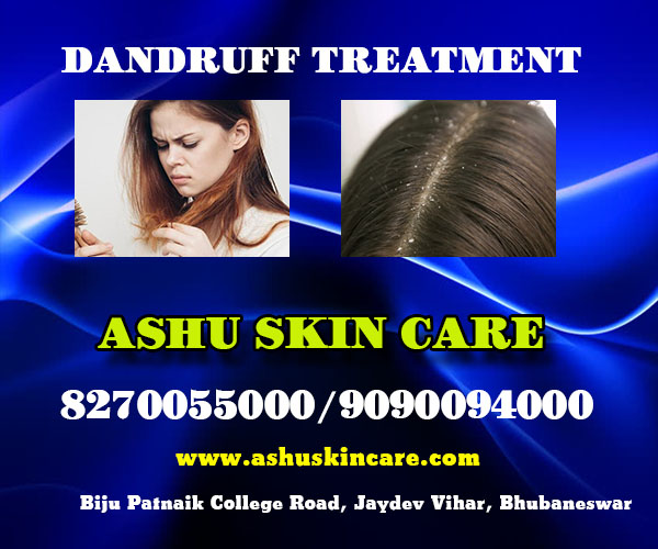 best dandruff treatment clinic in bhubaneswar close to aiims hospital