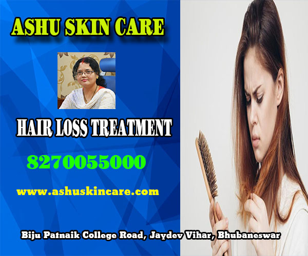 best hair loss treatment clinic in bhubaneswar close to capital hospital - dr anita rath