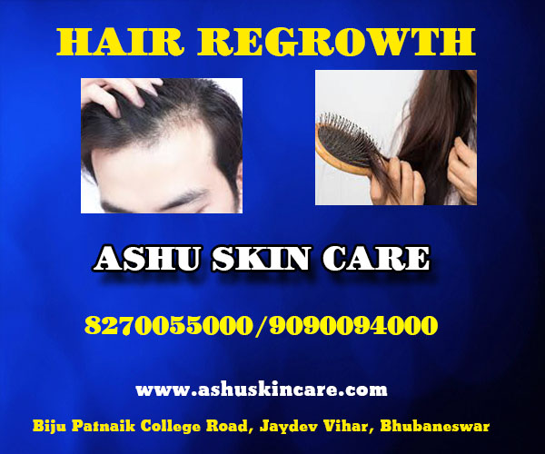 best hair regrowth treatment clinic in bhubaneswar close to kalinga hospital